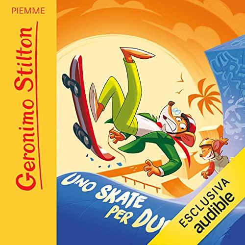 Uno skate per due copertina