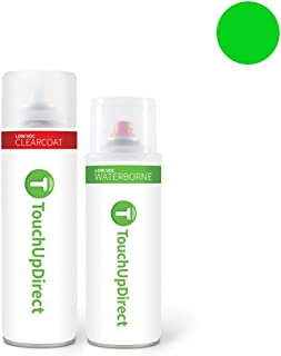 TouchUpDirect for Dodge Exact Match Automotive Touch Up Paint - Sublime Green Pearl (PFB/FFB)