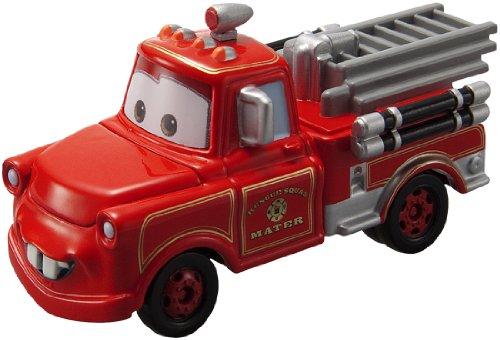 Tomica Disney Pixar TOON Rescue Squad Mater C-35