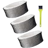 Gekufa HM1761 Humidifier Filter for Compatible with Holmes Sunbeam HWF62 SCM1100 HM1761 HWF-62 HM1300 Filter (Pack of 3)