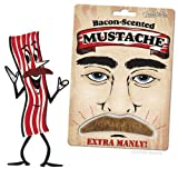 Archie McPhee - Accoutrements Bacon Scented Mustache