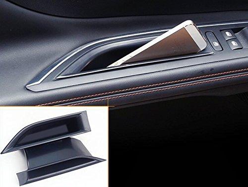 Interieur Türverkleidungen Aufbewahrungs Box Kunststoff 2 Stück für 3008 5008 Bj. 2017-2020
