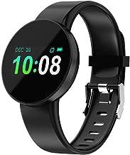 Smart Watch Fitness-tracker voor heren Berichtherinnering Sporthorloge Waterdichte smartwatch