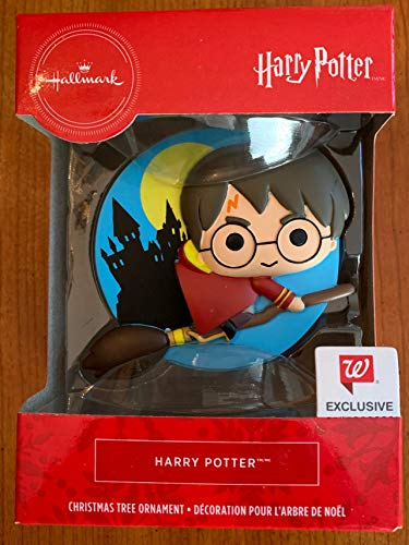 HARRY POTTER 2019 Christmas Ornament Exclusive