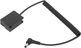 カメラフルデコーダーダミーバッテリー、DCからDMW‑DCC8 DMC‑GH2 GH2K GH2S FZ200 FZ300 FZ1000 GX8 G7 G6カメラ用多機能ダミーバッテリー、プラグアンドプレイ