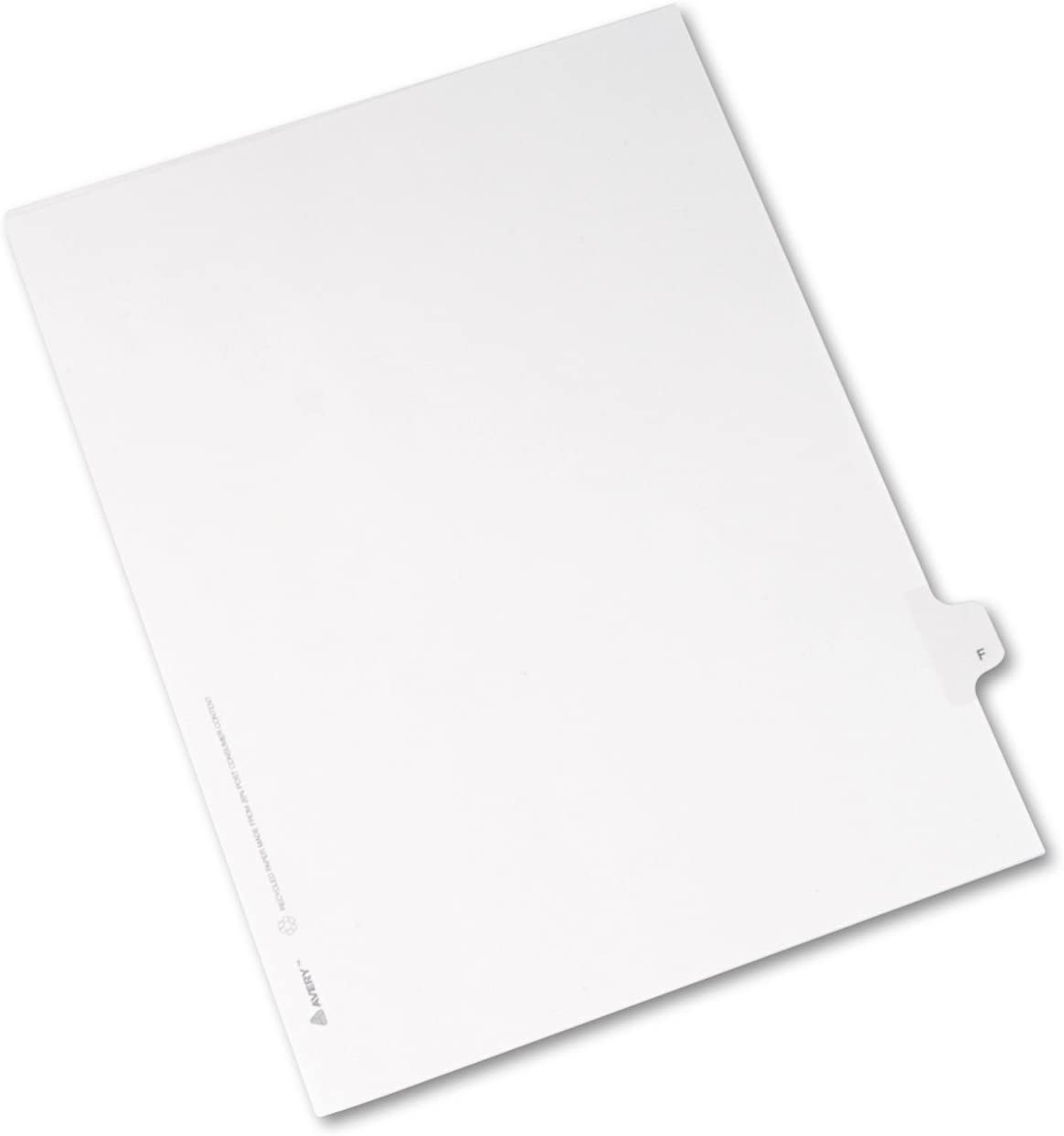 Avery 82168 Allstate-Style Legal Exhibit Large special price !! Tab Divider Side Ranking TOP9 Title