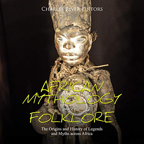 African Mythology and Folklore  By  cover art