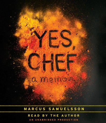 『Yes, Chef』のカバーアート