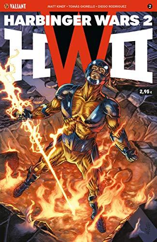 Harbinger Wars 2: 2 (VALIANT - HARBINGER WARS 2)
