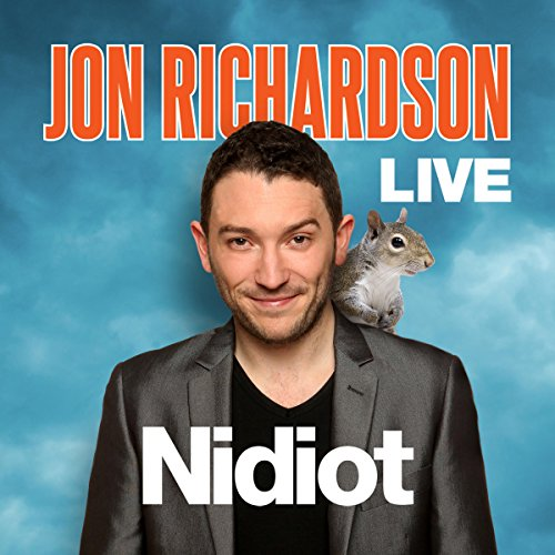 Jon Richardson Live - Nidiot cover art