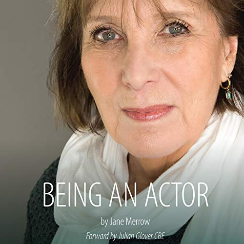 Being an Actor Audiobook By Jane Merrow cover art