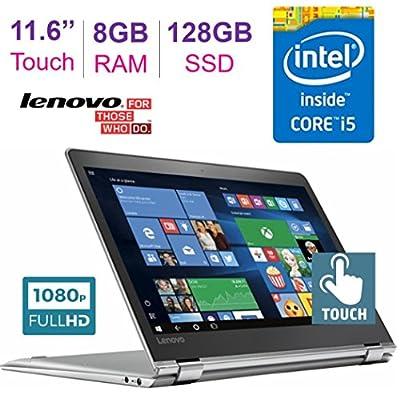 Lenovo Yoga 710 2-in-1 Touchscreen FHD (1920 x 1080) i5 Laptop PC