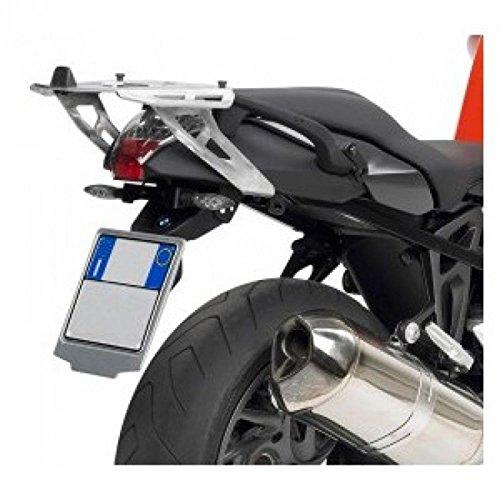 Givi KRA690 Portaequipajes Aluminio para Monokey Baúl para BMW K1200R 05 08/K1300R 09> 15