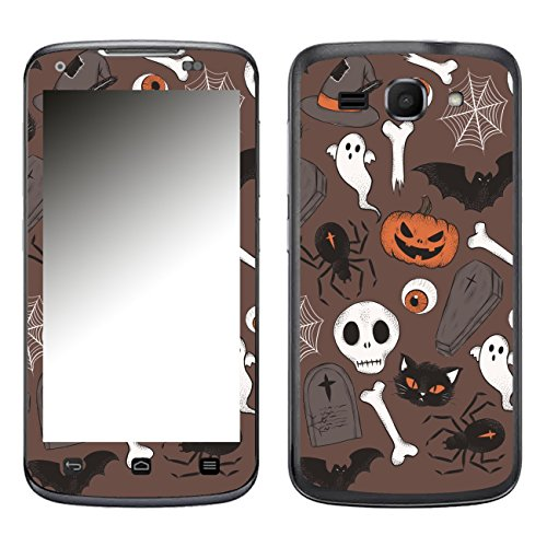 DISAGU SF-106439_1210 Design Folie für Huawei Ascend Y540 - Motiv Halloweenmuster 02