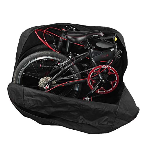 "The Best 20"" Folding Bike Travel Bag Road Mountain Bicycle Carry Transport Case Luggage #BHTY"