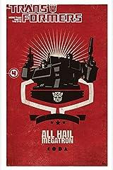 Transformers: All Hail Megatron Vol. 4 Kindle Edition
