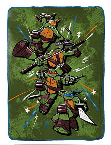 ninja turtle blanket - 8