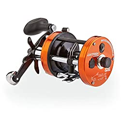 5 Star Rated - Abu Garcia 7000 C3 Catfish Special Round Reel
