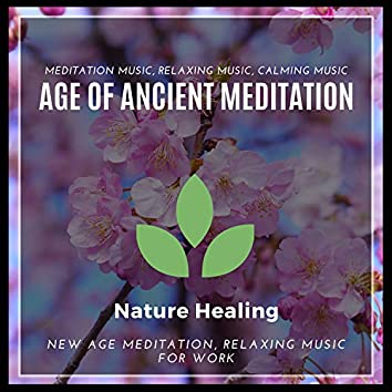 Age Of Ancient Meditation (Meditation Music, Relaxing Music, Calming Music, New Age Meditation, Relaxing Music For Work)