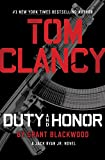 Tom Clancy Duty and Honor (A Jack Ryan Jr. Novel Book 3) (English Edition)