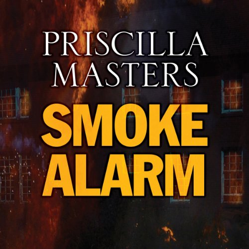 Smoke Alarm audiobook cover art