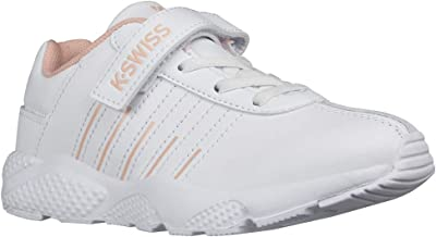 K-Swiss Tenis High 162 07.0 Escarpines para Unisex niños, Color Blanco, 13