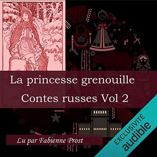 La princesse grenouille cover art