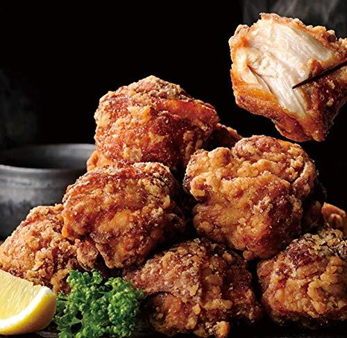 専門店の唐揚げ 2kg (1㎏2袋)鶏唐揚げ 美味しさを追求して、かつてない鶏唐揚げを実現しました。