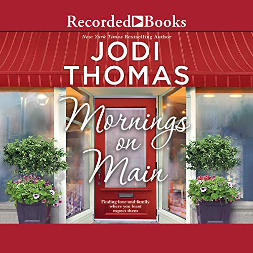 Mornings on Main audiobook cover art