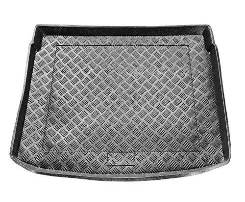 Rezaw-Plast Protector Maletero PVC Compatible con Seat Altea (Suelo Bajo) (2004-2015) +...
