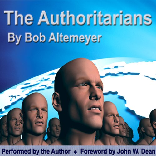 The Authoritarians audiobook cover art
