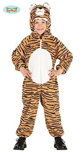 Costume carnevale/festa - costume da tigre - bambino - taglia 3/4 anni