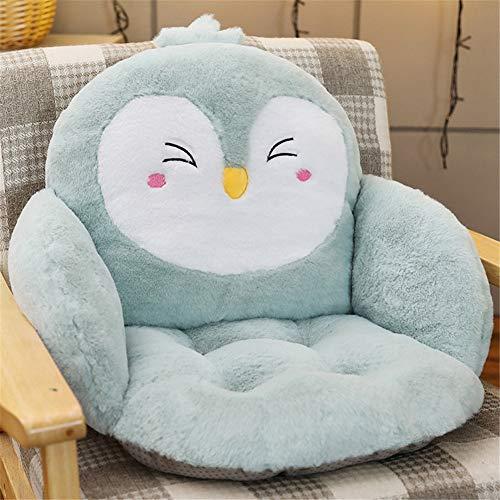 HDEC Cuscino del Fumetto Cuscino del Divano Cuscino Adorabile Cuscino Comodo del Sedile Morbido per Ufficio Cuscino Carino Cuscino per Sedia da Ufficio,F