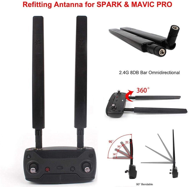Arteki New Enhanced 7000m 2.4G 8DBI Refitting Antenna Signal Full Range For DJI Mavic Pro SPARK Durable
