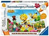 Ravensburger tiptoi 00047 - Puzzle für kleine Entdecker: Die Biene Maja / 2x24 Teile Puzzle von Ravensburger ab 4 Jahren