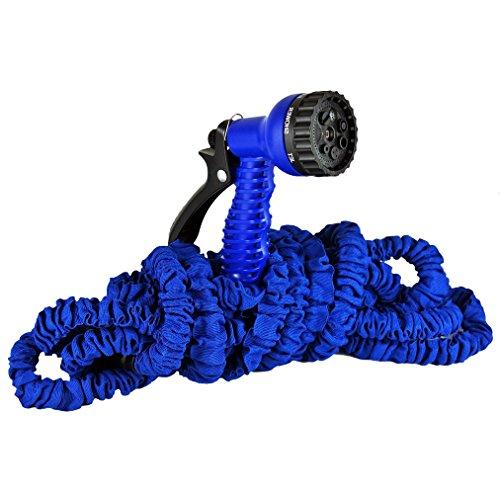 Flexibele waterslang tuinslang flexibele slang Wonder Magic broek 60m - blauw
