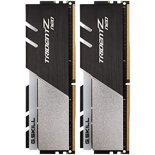 G.Skill - Kit memoria DIMM 16 GB DDR4-3600 F4-3600C16D-16GTZN, Trident Z