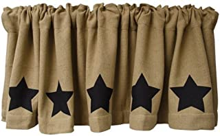 Best rustic star curtains Reviews