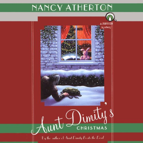 Aunt Dimity's Christmas audiobook cover art