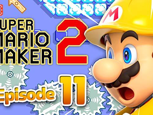 Clip: Top 10 Most Popular Super Mario Maker 2 Levels!