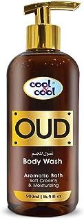 Cool & Cool Oud Body Wash, 500 ml
