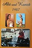 Akt und Kunst 1987 - Erotikmagazin DDR Klassiker der Aktaufnahme