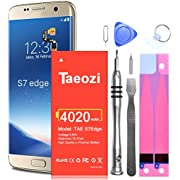 New Galaxy S7 edge battery,4020mAh Li-Polymer Internal Battery Replacement for Samsung Galaxy S7 Edge SM-G935F EB-BG935ABE with Free Screwdriver Tool -[ NOT FOR S7 G930 ]