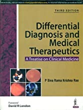 Differential Diagnosis and Medical Therapeutics