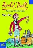 Moi, Boy - Souvenirs d'enfance - Folio Junior - 23/08/2007