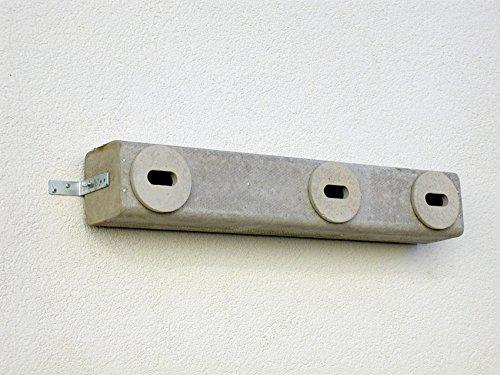 Naturschutzprodukt Mauerseglernistkasten Nr. 17A 3-fach