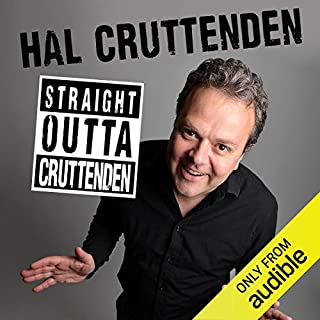 Straight Outta Cruttenden cover art