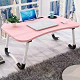 LuvBells® Smart Multi-Purpose Laptop Table with Dock Stand and Coffee Cup Holder/Study Table/Bed...