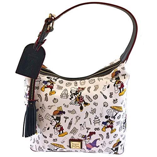 Disney Dooney and Bourke Epcot International Food & Wine Festival 2018 Paige Sac Purse Bag -  DisneyParks