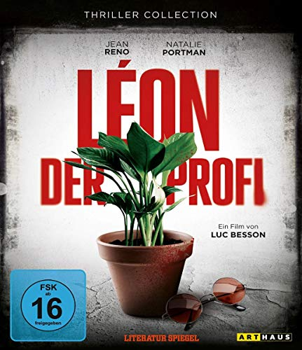 Leon - Der Profi - Thriller Collection [Blu-ray]